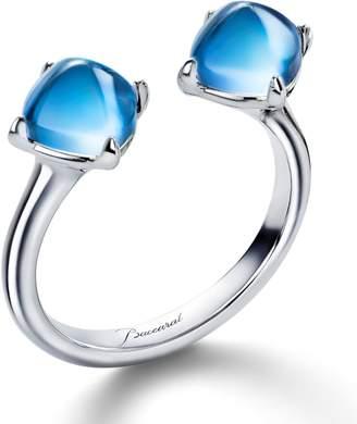 Baccarat Medicis Crystal Ring