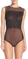 Wolford Women's Stretch Lace Bodysuit