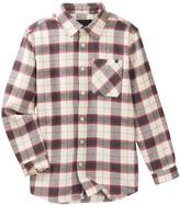 Rip Curl Blackburn Plaid Flannel Shirt (Big Boys)