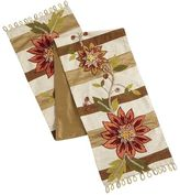 """Pier 1 Imports Embroidered Floral Table Runner - 72"""""""