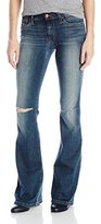 Joe's Jeans Women's Icon Mid-Rise Flare Jean in