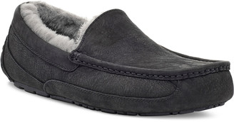 UGG Men's Ascot Leather Slippers