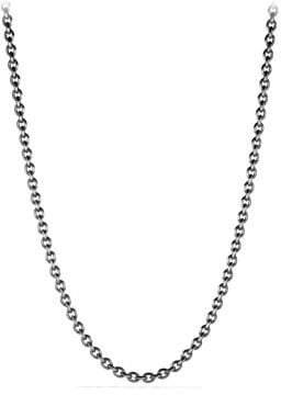 David Yurman Knife-Edge Chain Necklace