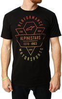 Alpinestars Chevron 2016 Mens Short Sleeve T-Shirt LG