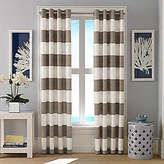 Nautica Cabana Stripe Crockery Curtain Panel Set