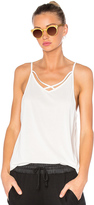 So Low SOLOW Softlounge Cross-Strap Tank
