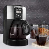 Mr. Coffee Design To Shine 12-Cup Programmable Coffee Maker