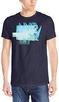 Nautica Men's Nyc Outline Graphic T-Shirt