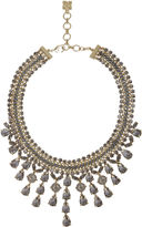 BCBGMAXAZRIA Corded Gemstone Necklace