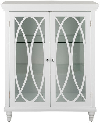 Elegant Home Fashions Florence Double Door Floor Cabinet