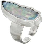 Chan Luu Adjustable Fresh Water Pearl Ring Ring