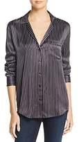 Equipment Stripe Silk Shirt 100% Exclusive
