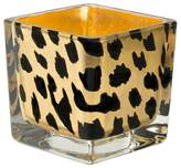 Leopard Cube Candle Holder