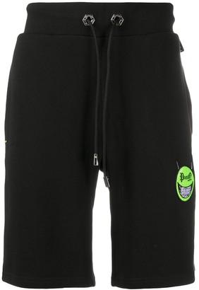 Philipp Plein Jersey Shorts
