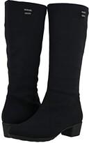 Mephisto Issa GT (Black Stretch) Women's Boots
