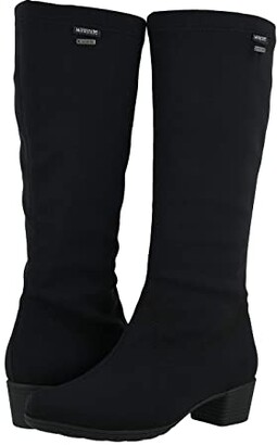 Mephisto Issa GT (Black Stretch) Women's Boots