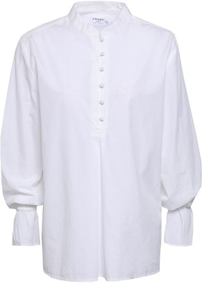 Frame Cotton-poplin Shirt