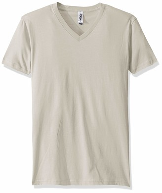 Marky G Apparel Men's Cotton V