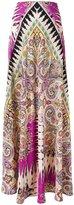 Etro paisley print maxi skirt - women - Silk - 42