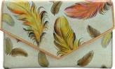 Anuschka Women's Checkbook Wallet