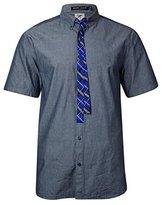 Ecko Unlimited Men's Darker Tie Shirt