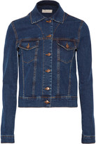 Preen Line Winona embroidered denim jacket