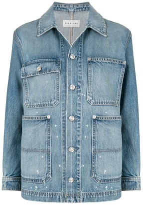 SLVRLAKE Long Sleeve Denim Shirt