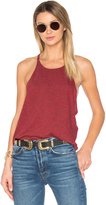 Lanston Side Drop Tunic Tank