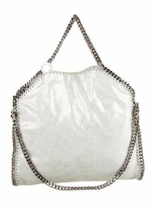 Stella McCartney Glitter Fallabella Tote Bag Metallic