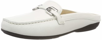 Geox Women's ANNYTAH 6 Slip ON Loafer Mule WITIH Arch Support and Cushioning