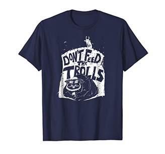 Shirt.Woot: Don't Feed the Trolls T-Shirt