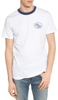 Obey Men's Mendenhall Script Logo T-Shirt