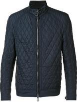 Belstaff quilted zipped jacket