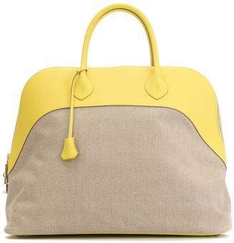 Hermes Pre Owned Bolide Relax 45 Jumbo XL hand bag