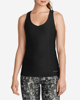Eddie Bauer Women's Movement Racerback Tank Top - Solid