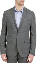 Kenneth Cole Reaction Windowpane Suit Separate Jacket