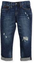 Ralph Lauren Denim Slouch Skinny Jeans, Size 5-7