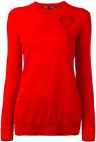 Proenza Schouler long sleeve sweater - women - Silk/Cotton/Polyester/Viscose - S