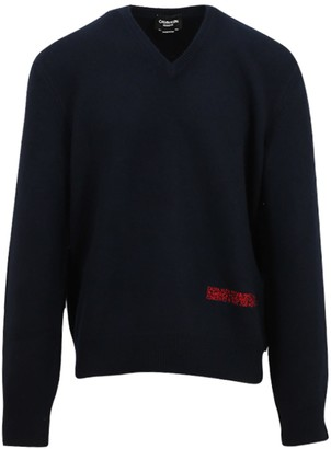 Calvin Klein Sweater With V-neck