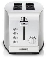 Krups 2-slice Signature Series Stainless Steel Toaster
