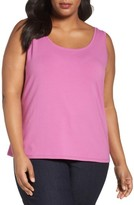 Nic+Zoe Plus Size Women's Perfect Tank
