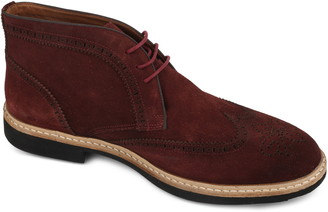 Marc Joseph New York Marc Joseph Hubert Street Wingtip Chukka Boot