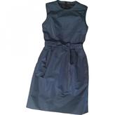 Louis Vuitton Mid-Length Silk Dress
