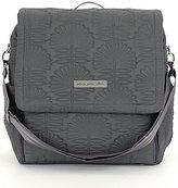 Petunia Pickle Bottom Embossed Champs-Elysees Boxy Backpack Diaper Bag