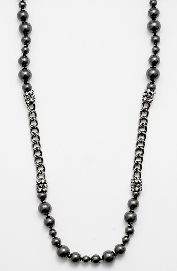 Givenchy Long Station Necklace (Nordstrom Exclusive)