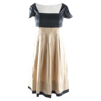 Akris Black Cotton Dresses