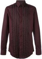 Dolce & Gabbana panelled shirt