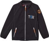 Ticket to Heaven Total Eclipse Blue Matlas Fleece Jacket