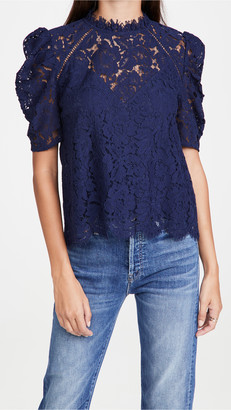 Generation Love Regina Lace Top