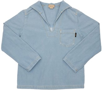 Gucci Cotton Corduroy Shirt